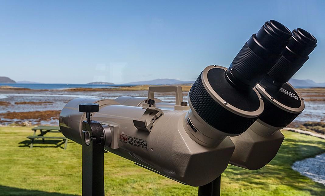 ptarmigan-cottage-self-catering-accommodation-broadford-skye-binoculars
