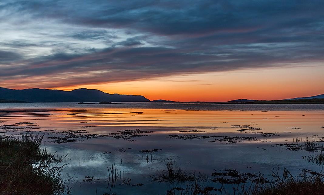 ptarmigan-cottage-self-catering-accommodation-broadford-skye-sunset